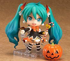 Vocaloid Hatsune Miku Halloween Nendoroid 2014 Version PVC Figure Good Smile http://www.amazon.com/dp/B00OHY4PL0/ref=cm_sw_r_pi_dp_sVuJub1S4VF56