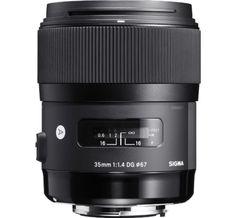 35mm f/1.4 ART DG HSM Nikon AF - 1