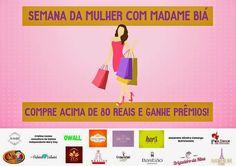 Fuxicos D'Avila: Semana da Mulher com Madame Biá com prêmios especi...http://fuxicosdavila.blogspot.com.br/2015/03/semana-da-mulher-com-madame-bia-com.html #madamebia #diainternacionaldasmulheres #ganhepremios #indaiatuba #blogdevariedades