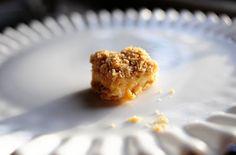 Creamy Lemon Crumb Squares — Punchfork