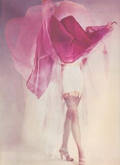 Ruth Knowles by Erwin Blumenfeld - 1953 - Vogue