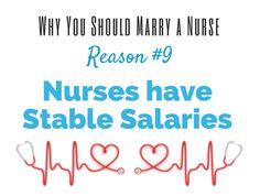 12 Fantastic Reasons Why You Should Marry A Nurse #Nursebuff #Nurse #Marry