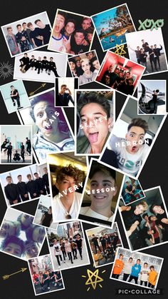 Awesome Why Don't We Collage/ Wallpaper Why Don't We in