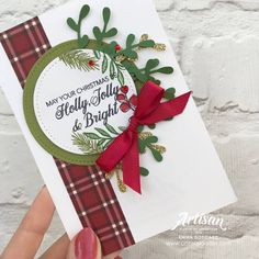 9 More Easy Homemade Christmas Cards with Step by Step Instructions – DIY Fan
