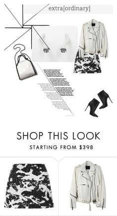 """""""Extra[ordinary]"""" by cltreanor ❤ liked on Polyvore featuring Neil Barrett, R13, Akira Black Label, STELLA McCARTNEY, women's clothing, women's fashion, women, female, woman and misses"""