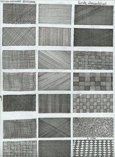 Blog de artemarcello :MARCELLO GOMES COSTA - 'O Artista não morre. Se perpetua através do seu traço.' (MAURÍCIO DE SOUSA), Estudos de Hachuras