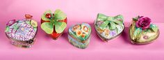 Limoges Heart Boxes The Cottage Shop (6 pages of beautiful heart boxes
