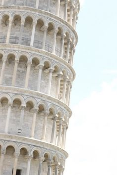 Leaning Tower Of Pisa, pretty special. Pisa wasn't about the sights to me, but the new friends we made.