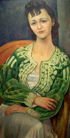 Miss Mary Joy Johnson, for more, please visit: http://www.painting-in-oil.com/artworks-Rivera-Diego.html