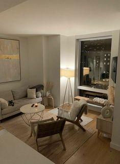 Home Room Design, Dream Home Design, Home Interior Design, House Design, Apartment Interior, Apartment Design, Living Room Decor, Bedroom Decor, Table Design