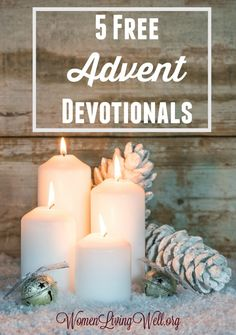 The advent is a time for adoring Jesus. I hope these 5 Free Advent Devotionals bless you! Rejoice, worship, and celebrate! Advent Hope, Advent Readings, Bible Readings, Christmas Time, Christmas Ideas, Holiday Ideas, Christmas Tables, Woodland Christmas, Nordic Christmas