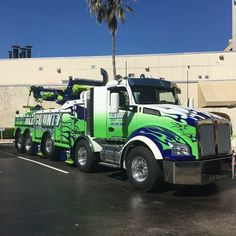 Trucking Semi Trucks, Big Trucks, Car Hauler Trailer, Towing And Recovery, Rescue Vehicles, Vans, Kenworth Trucks, Old Tractors, Good Ole