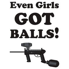 Even Girls Got Balls! This was basically the style of conversations at paintball yesterday. Paintball Party, Paintball Gear, Airsoft Sniper, Airsoft Guns, Outdoor Activities For Adults, Abandoned Hospital, New Details, Outdoor Fun, New Movies