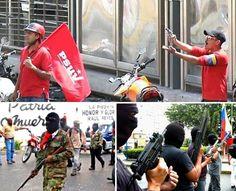 ¡AÑADIENDO AL EXPEDIENTE EN LA HAYA! ONU: La entrega de armas a civiles solo exacerbará tensión en Venezuela ~ NotiCensura