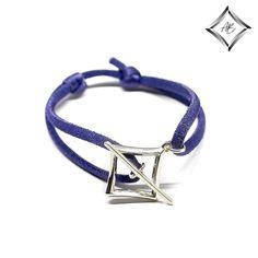 Mayfair, Bleu Royal, Laura Lee, Bracelets, Shopping, Jewelry, Fashion, Delicate Jewelry, Cords