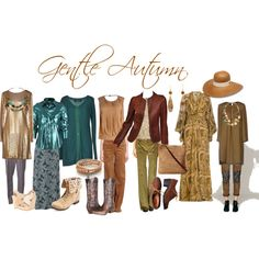 """Gentle Autumn"" by expressingyourtruth on Polyvore"