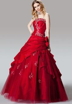 Model Dresses: Gorgeous Prom Dresses
