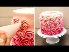This video was highly requested on my Facebook page. It's an easy, yet very elegant cake that'll surely WOW any party guest! Visit my blog for tips, tricks, ...