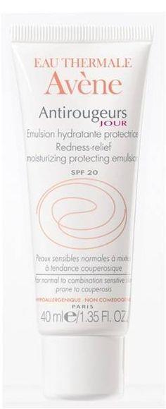 Avène Anti-Rojeces Día Emulsión Hidratante Protectora pieles normales, 40 ml