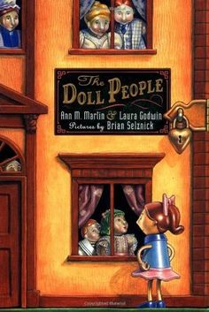 The Doll People reviewed by the Nerdy Book Club. We love this book series and used all three for a book club for girls in 3rd grade.