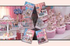 Larcher Festas Provençais Brasilia: Festa do chá das princesas em Paris