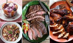 Menu: An East Coast Barbecue | SAVEUR. For a backyard barbecue, you ...