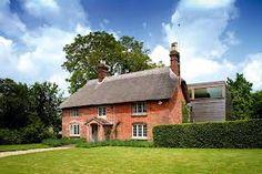 modern british cottage extension