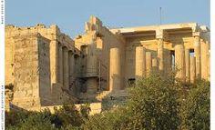Image result for propylaea of Akropolis