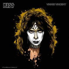 """Vinnie Vincent is a former guitarist for the band Kiss. He played on """"Creatures Of The Night"""" 1982, and """"Lick It Up"""" 1983. Real name: Vincent John Cusano. Born in Bridgeport, Connecticut August 6th, 1952"""