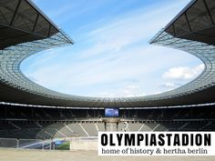 Scene of Jesse Owen claiming gold in four events, the Olympiastadion in Berlin is outstanding architectural beauty