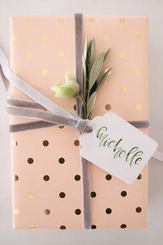 Monika Hibbs | Wrap it up pretty | http://www.monikahibbs.com