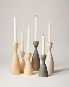 Candlelight – Farmhouse Pottery Linen Napkins, Linen Pillows, Candlestick Holders, Candlesticks, Farmhouse Pottery, Kitchen Room Design, Burning Candle, Wood Turning, Decorative Items