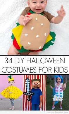 30 diy kids halloween costumes halloween costumes costumes and some are easy and some are pretty time consuming 34 diy kid halloween costume ideas solutioingenieria Gallery