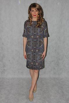 Шьем нарядную юбку в русском стиле из платка за 3 часа - Ярмарка Мастеров - ручная работа, handmade