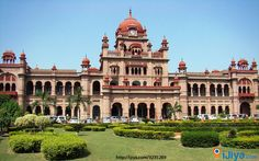 Khalsa College, Amritsar  ** A historic educational institution.   @ http://ijiya.com/3235289