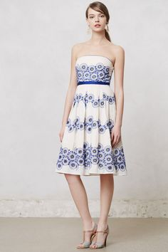 perfect dress for a summer wedding I'm attending