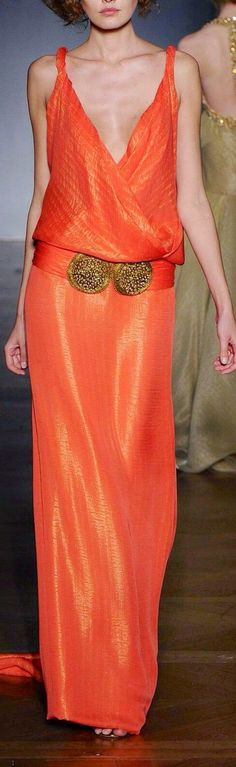 Serendipitylands: TANGERINE FASHION PANTONE SPRING 2015 TOP COLORS