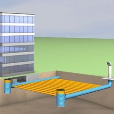 AWADUKT Thermo - Commerical Installations