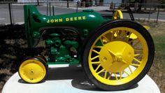John Deere Sewing Machine Tractor