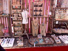 Art Bead Scene Blog: Holiday Fair Preparation