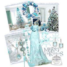 Christmas-Frozen wedding