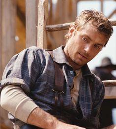 "Jude Law en ""Cold Mountain"", 2003"