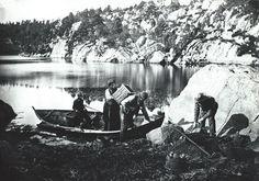 Lokalhistorisk biletsamling i Tysnes: Knud Knudsen - dokumenterte kvardagslivet