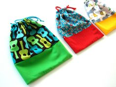 cadeauzakjes maken uit stof