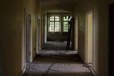 Abandoned nursing home by Maria