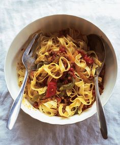 pasta with wild mushrooms tagliarini with citrus zest and veal pasta ...