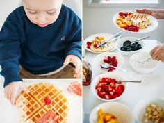 1st birthday waffle party   Julia Fyfe Photography   100 Layer Cakelet