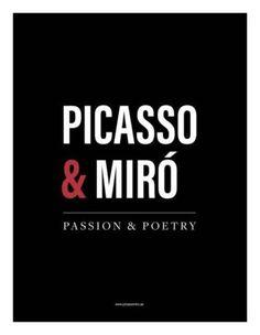 Encuentra el catálogo de #PicassoMiró, un viaje a través de la vida y obras de ambos artistas, en #LibreríaMPM