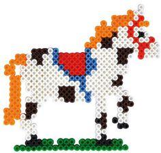 Pferd - Horse - Hama Perler beads