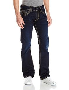 True Religion Men's Ricky with Flap Coated Ropestitch Jean, Dark Water Way, 33x34 True Religion http://www.amazon.com/dp/B00NM9Y38Q/ref=cm_sw_r_pi_dp_BLZowb1SR8CWR